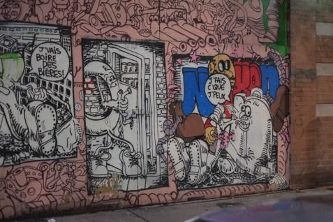 Grafitti un