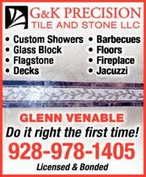 g k precision tile and stone llc