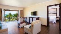Deluxe Ocean View Room Sheraton Samoa Aggie Grey' Resort