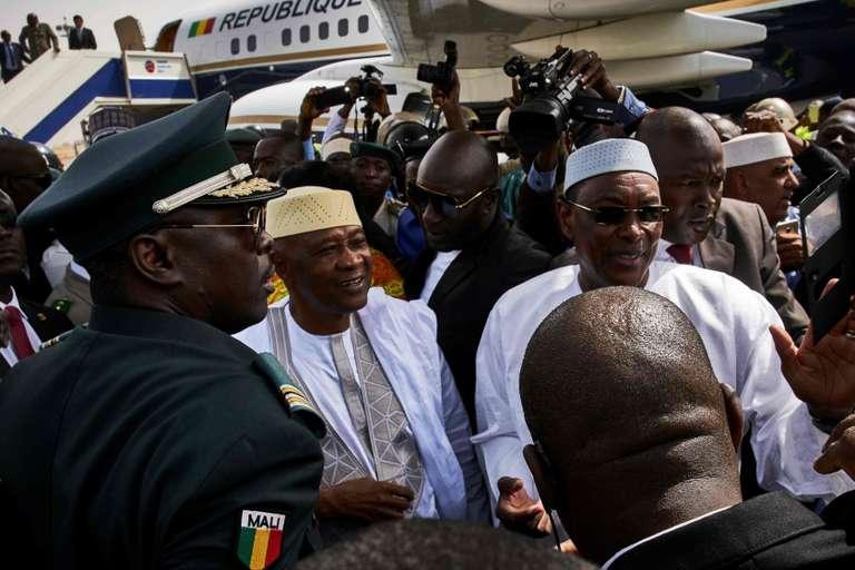 Mali: démission du Premier ministre Abdoulaye Idrissa Maiga (communiqué)