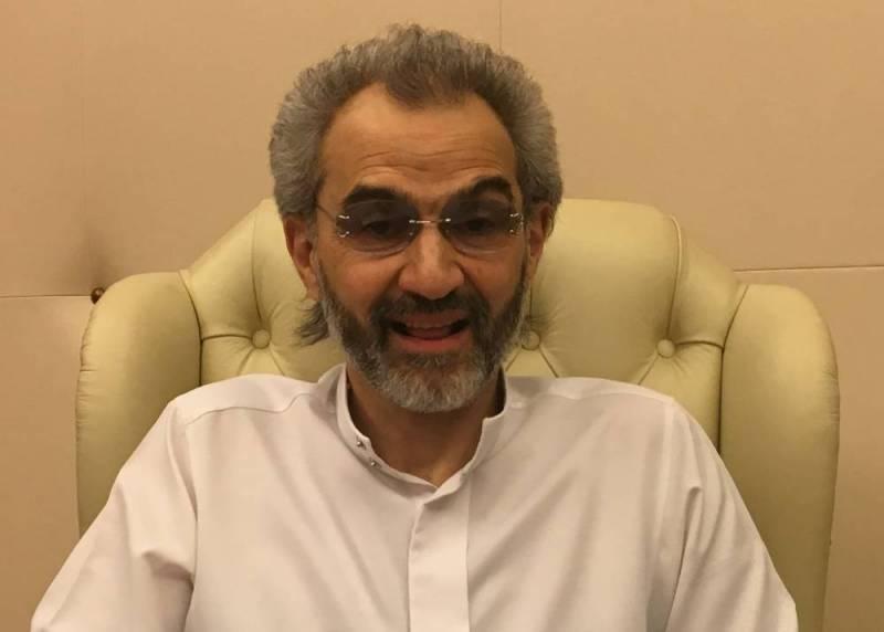 Alwaleed bin Talal libéré — Arabie Saoudite