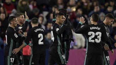 Real Madrid – CD Alaves en direct