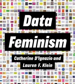 Portada del libro Data Feminism. / MIT