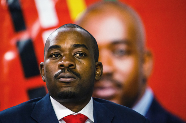 Opposition Leader Nelson Chamisa Called For US Invasion of Zimbabwe