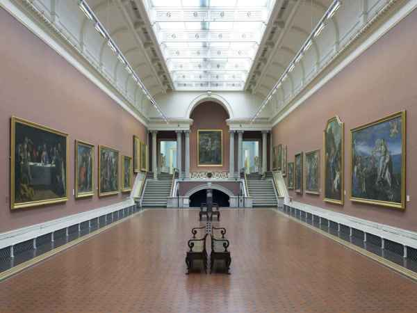 Dublin Museums And Art Galleries - Horner School Of English