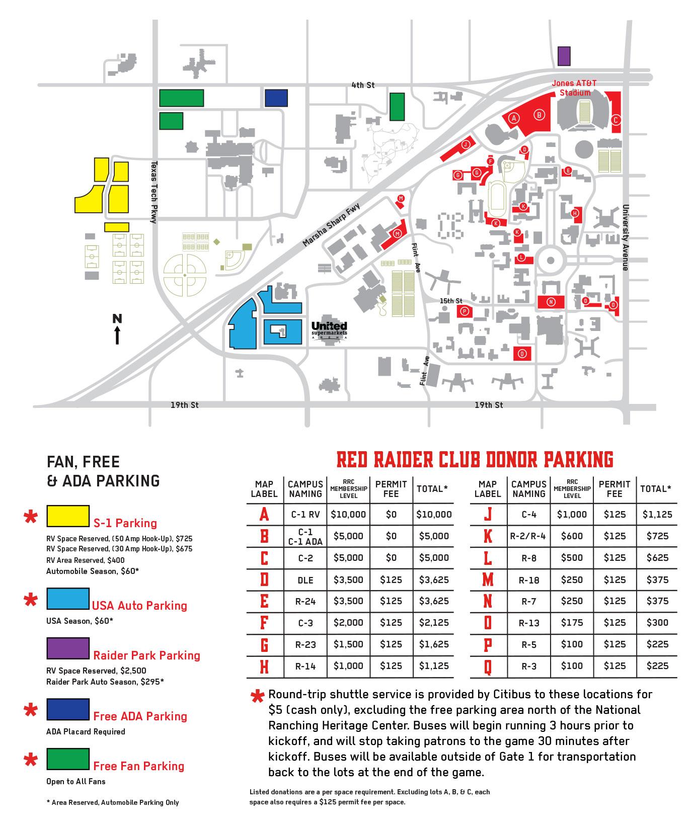 Att Parking Map : parking, Stadium, Parking, Location, Catalog, Online