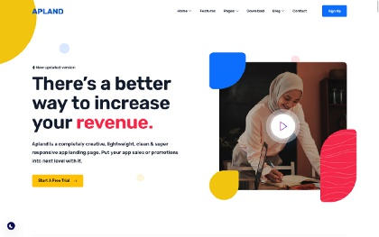 landing page templates wrapbootstrap