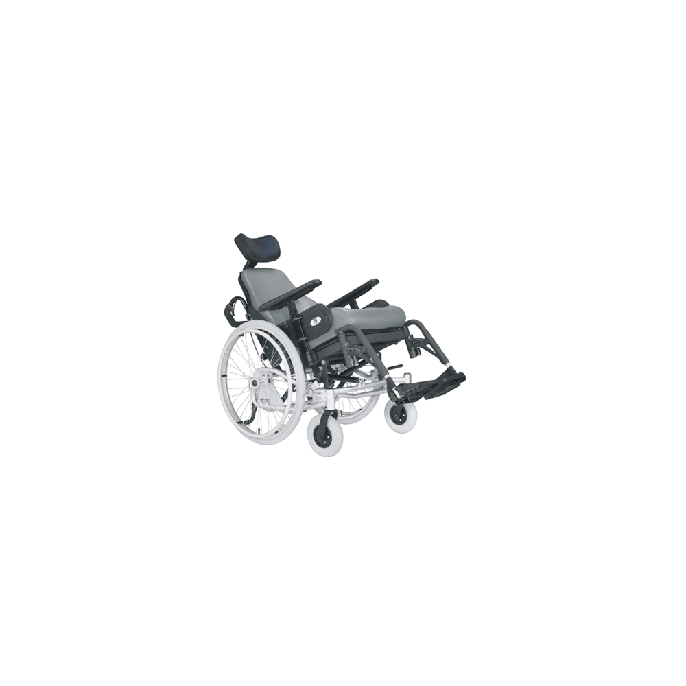 Spring by EV Rider Tilt-n-Space Manual Wheelchair