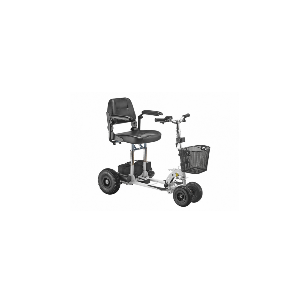 Supascoota Sport XL 4 Wheel Folding Scooter (SP-01XL