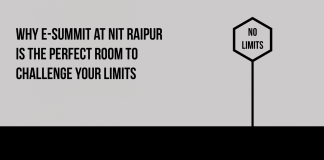 Why E Summit at NIT Raipur is the perfect room to challenge your limits