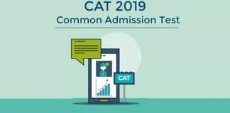 CAT 2019 notification