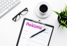 How to spice up your CV for a great summer internship