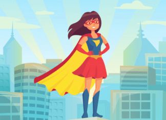 The hero of our campus that taught us life Sarbanis Wonder Woman