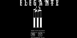Mark your calendar for Elegante 3 The Annual fest of IIM Bodh Gaya