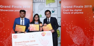 How a futuristic approach helped us tackle pharmaceutical issues National Runners Up of GSK E3 1