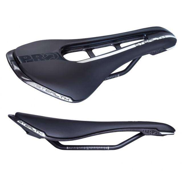 Shimano Pro Stealth Carbon Saddle Black 2sizes