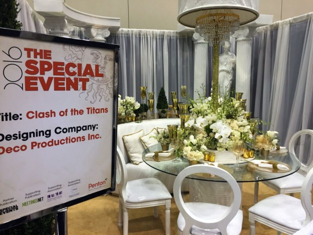 The Special Event - Design 2