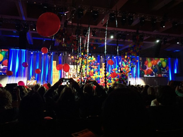 The Special Event - Opening Session Entertainment