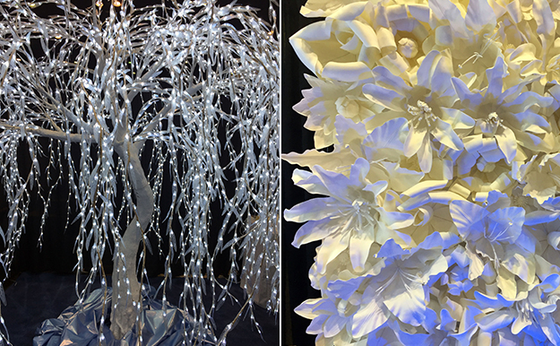 The Special Event - LED tree - Flower wall
