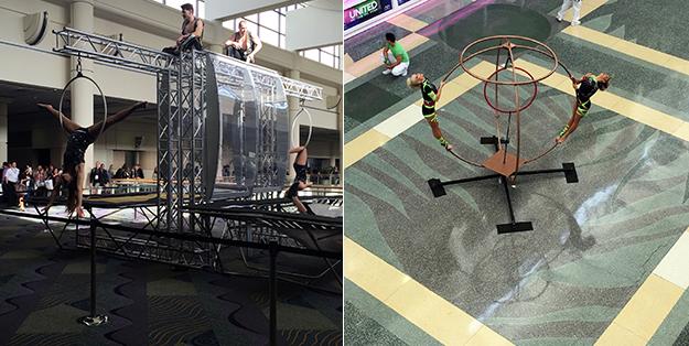 The Special Event - Acrobatics