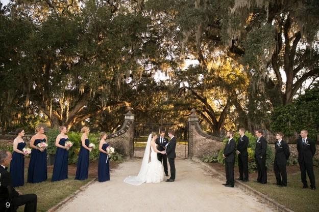 9 Michael Webber Boone Hall Plantation Wedding