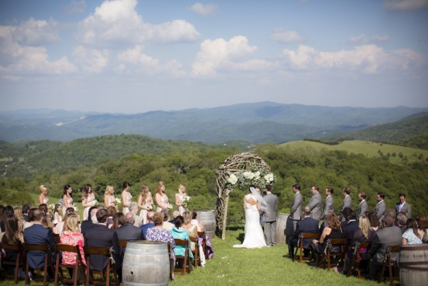 Real Wedding | Banner Elk ,NC