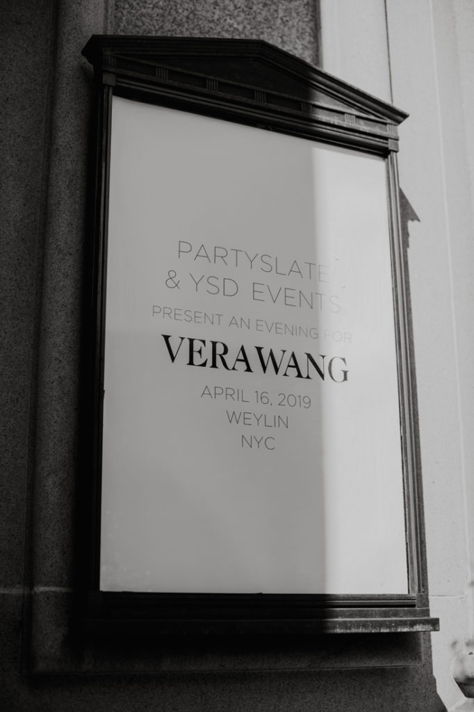 Vera Wang Spring 2020 Bridal Collection Launch