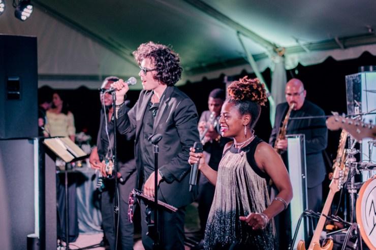 Raleigh wedding band Night Years