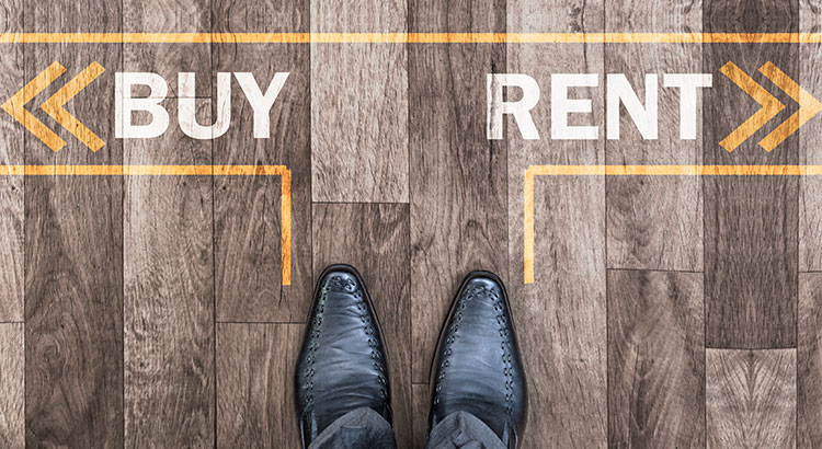 The TRUTH Behind the RENT vs. BUY Debate | MyKCM