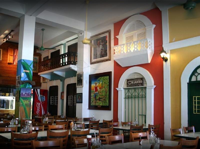 Restaurant Cafe San Juan