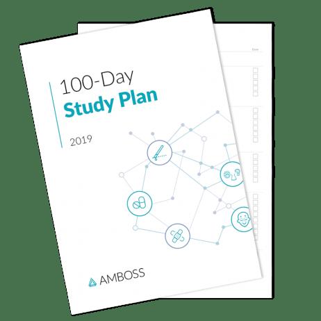 The AMBOSS 100-Day Study Plan