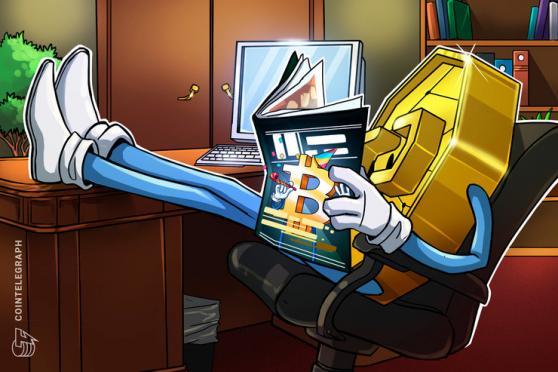 Nella prima pagina del Financial Times in articolo su Bitcoin