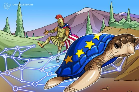 La regolamentazione crypto negli Stati Uniti è rimasta indietro rispetto a Europa ed Asia