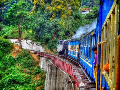 Image result for Nilgiri Mountain Railway, Tamil Nadu