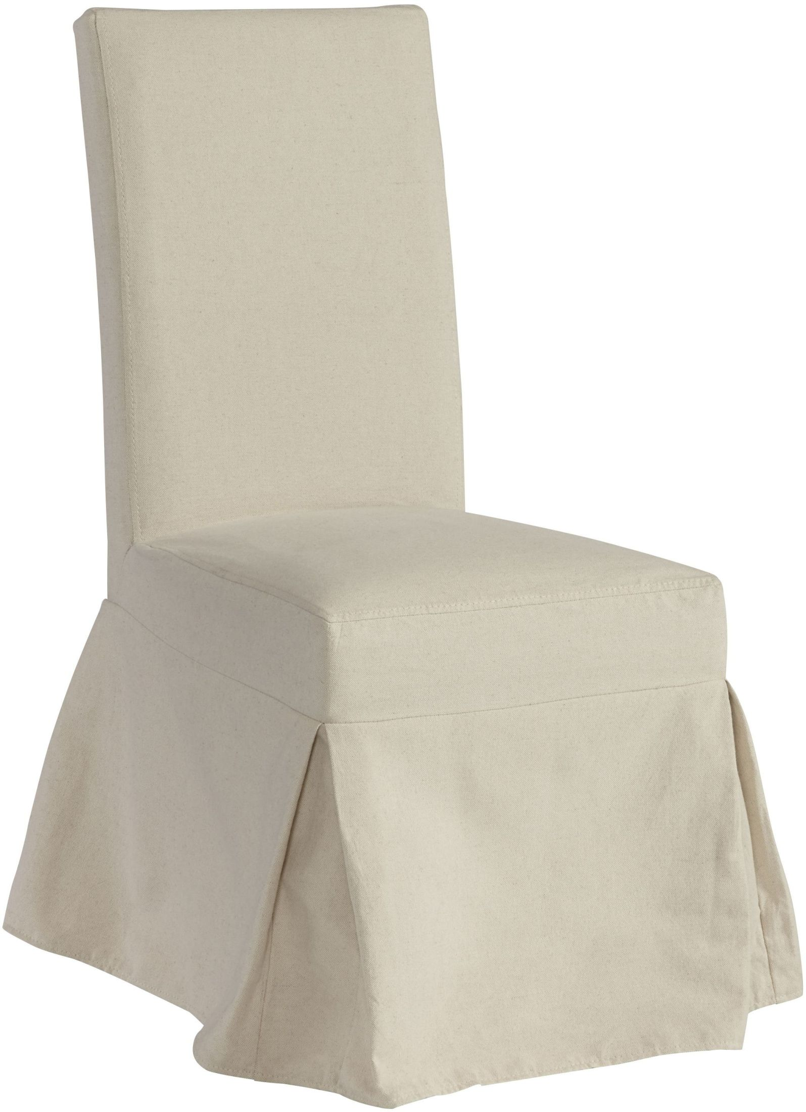 Dining Chair Slipcover Charlotte Off White Dining Chair Slipcover Set Of 2