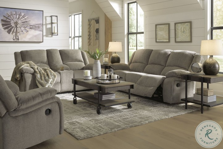 bostweil light brown and black coffee table