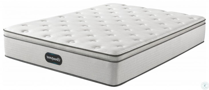 beautyrest promo br800 plush pillow top cal king size mattress