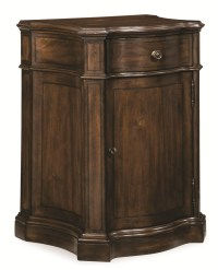 Chateaux Walnut Door Nightstand from ART (213144-1812 ...