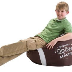 Big Lots Bean Bag Chairs Garden Glider Chair Covers Joe Football Smartmax From Comfort Research