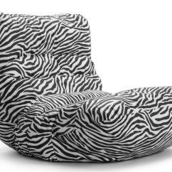 Cheetah Print Bean Bag Chair Target Swivel Zebra Beanbag