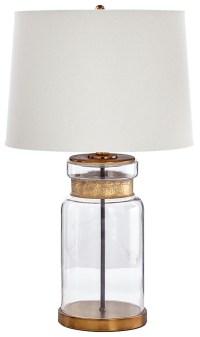 Lighting CFL Table Lamp, 08513-1, Cyan Design