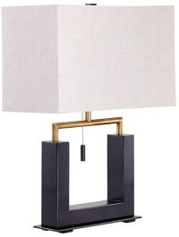 Lighting CFL Table Lamp, 08518-1, Cyan Design