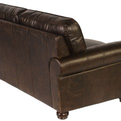 Next Brompton Leather Sofa Single Bed Chair John Lewis Genesis Chocolate From Lazzaro Wh