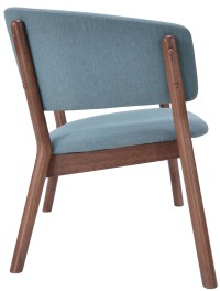 Chapel Blue Lounge Chair Set of 2 from Zuo Mod (100155 ...