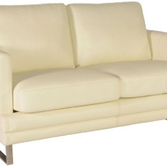 Leather Sofas Online Melbourne Sofa Table And End Tables White Loveseat From Lazzaro Wh 1003 20