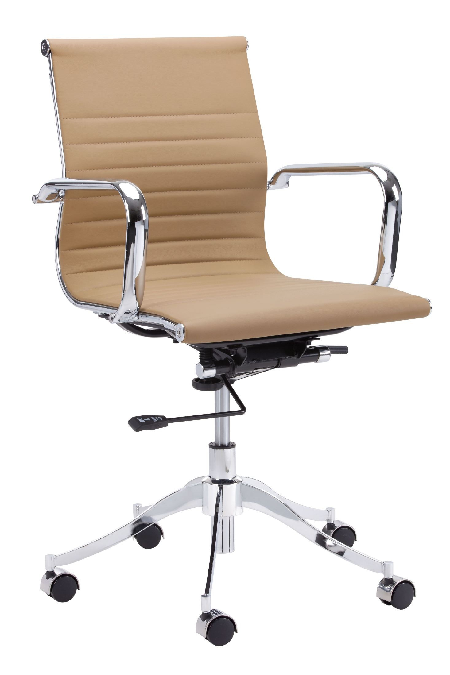 Tan Office Chair Tyler Tan Office Chair 100861 Sunpan Modern Home
