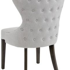 Light Grey Chair Giant Adirondack Ariana Fabric Dining 101150 Sunpan