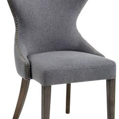 Dark Gray Chair Folding Director Chairs Aluminum Ariana Grey Fabric Dining 101151 Sunpan