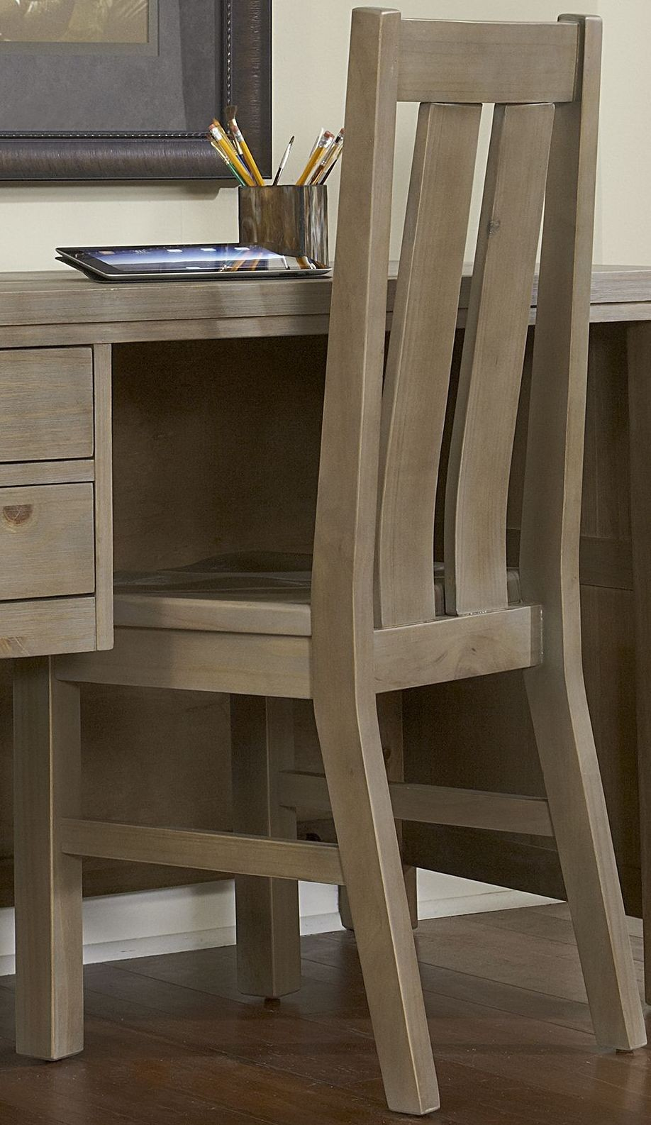Highlands Driftwood Desk Chair 10555 NE Kids