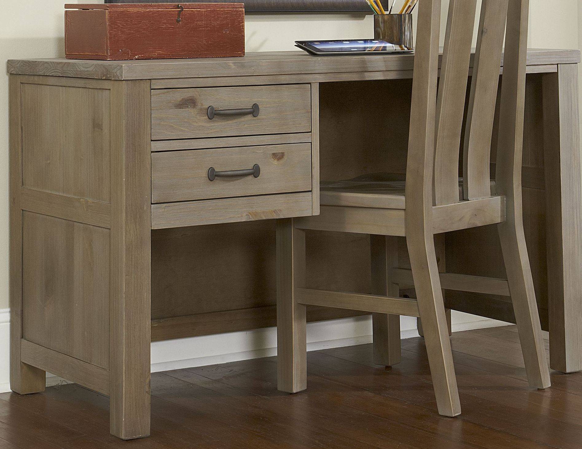 Highlands Driftwood Desk from NE Kids Coleman Furniture